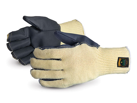 #SKSCTB Superior® Glove Kevlar® Heat-Resistant Gloves w/ SilaChlor® and Temperbloc™