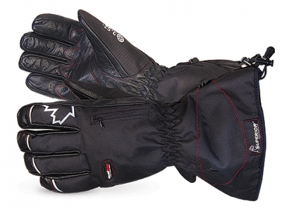 Superior Glove® SnowForce™ Buffalo Leather Palm Winter Gloves