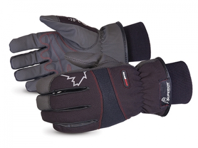 #SNOWPU Superior Glove® SnowForce™ Thinsulate Lined Winter Driver Gloves