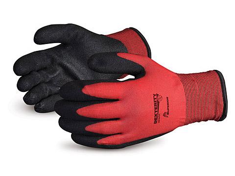 Dexterity® Winter PVC Grip Gloves | Freezer Work Gloves