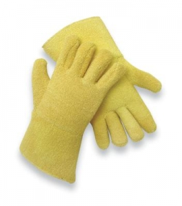 R12F NSA Wool-Lined Kevlar® Terry Work Gloves