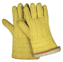 Reversed Kevlar Terry Gloves