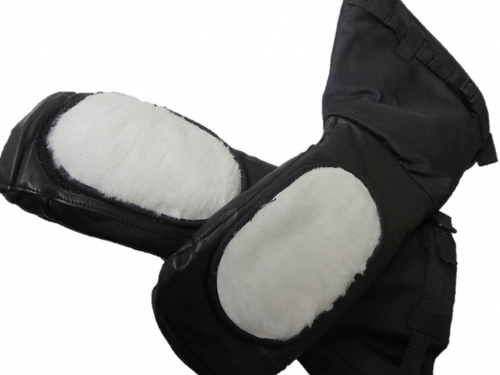 #SNOWD200L Superior Glove® Extreme Cold Winter Mitts w/ Removable Liner