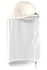 V897 OccuNomix Clear Insect Net with Drawstring Closure