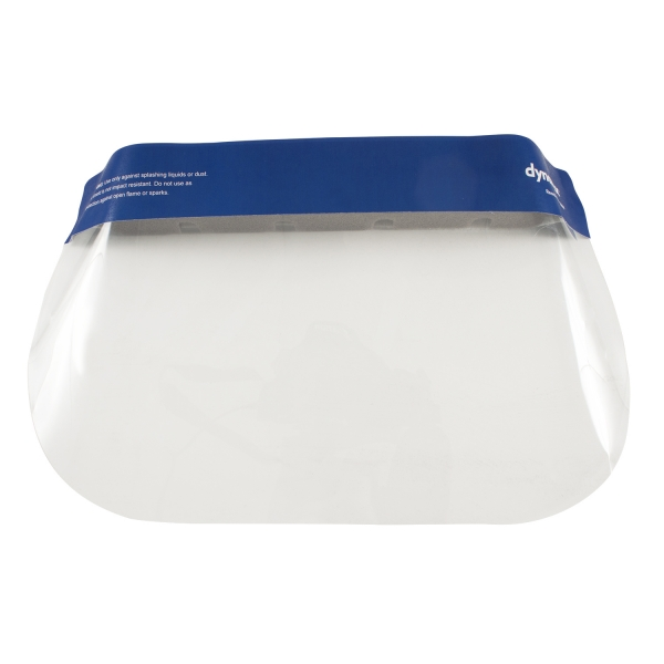 Dynarex® Full-Length Face Shields #2209