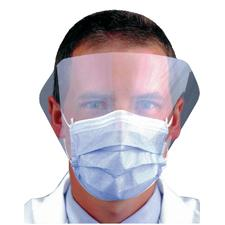Protection Plus™ Ear-Loop Mask & Visor