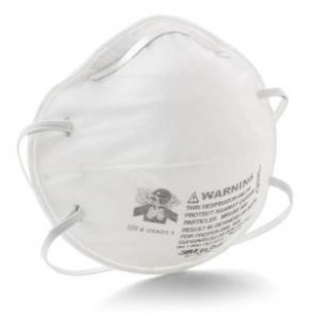 3M™ Particulate Respirator 8240, 8240 3M™ 8240 Disposable R95 Particulate Respirators