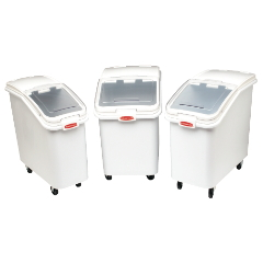 Rubbermaid® Commercial ProSave Mobile Ingredient Bin