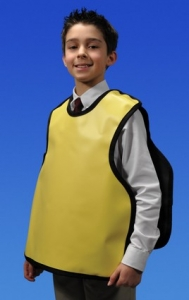 Palmero Cling Shield™ Pano-Petite/Child Dual X-Ray Apron