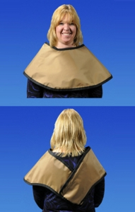 Palmero Cling Shield™ Pano-Stole X-Ray Apron