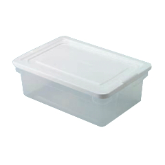 RHP 3Q24 CLE Rubbermaid® Clever Store Snap-Lid Container