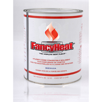 Fancy Heat® Ethanol Gel Chafing Fuel Gallon Refill Can