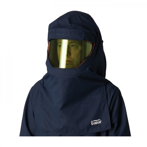 #9150-52685 PIP® Arc Hood with Dialectric Safety Helmet- 33 Cal/cm2