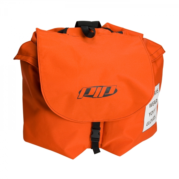 9400-52514 PIP® Water-Resistant Orange HRC Kit Storage Back Pack