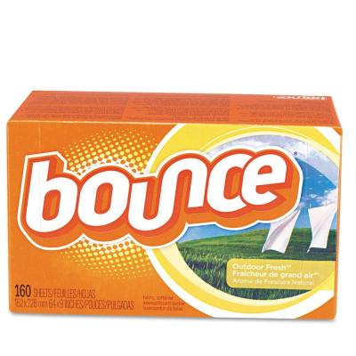#80168 Bounce® Outdoor Fresh Scent Fabric Softener Dryer Sheets