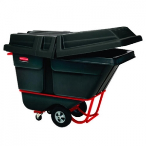 1304 Rubbermaid® Commercial 450-lb Rotomolded Tilt Truck