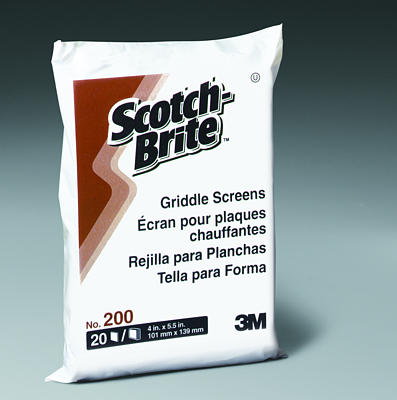 Scotch-Brite™ Griddle Screen