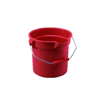 Commercial Utility Pail- Red
