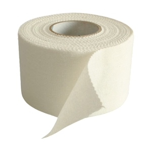 Dynarex­ Athletic Tape 1.5` X 15yd, 3596 Dynarex® Cloth Athletic Tape - 1-1/2`