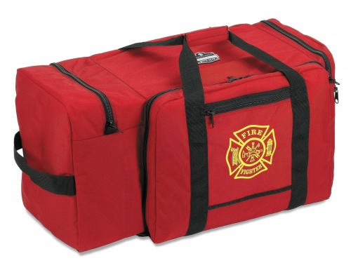 GB5005P Ergodyne® Arsenal® Red Fire & Rescue Gear Bag - Large