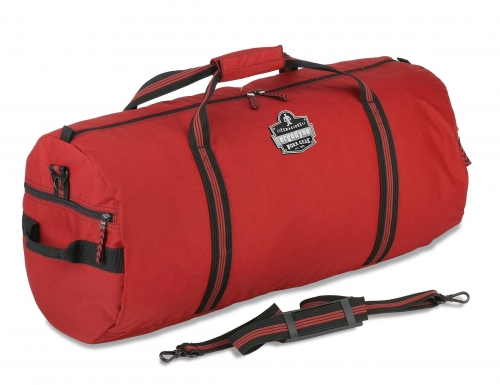 GB5020M Ergodyne® Arsenal® Red  Fire & Rescue Duffel Bag- Medium