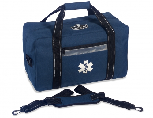 Arsenal® 5220 Responder Trauma Bag- Blue, GB5220 Ergodyne® Arsenal® Responder Trauma EMT Bag