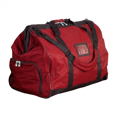903-GB653 PIP® Emergency Responder Red Gear Bags w/ Wheels