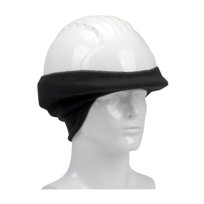 PIP® 365-1510FR FR Rib Knit Hard Hat Tube Liner - Ears & Neck