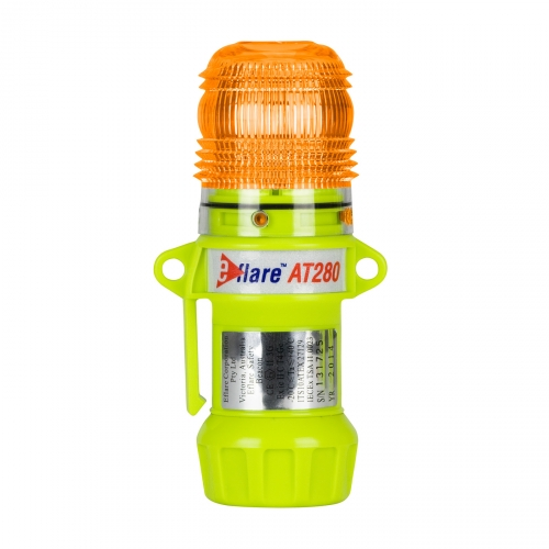 PIP® E-flare™ 6` Safety & Emergency Beacon Steady/Flashing Amber color