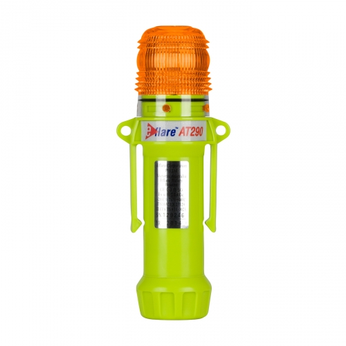 PIP® E-flare™ 8` Safety & Emergency Beacon Steady/Flashing Amber color