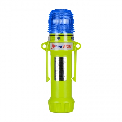 PIP® E-flare™ 8` Safety & Emergency Beacon Steady/Flashing Blue color