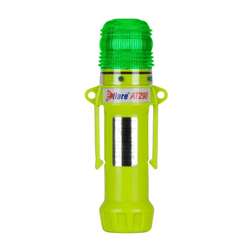 PIP® E-flare™ 8` Safety & Emergency Beacon Steady/Flashing Green color