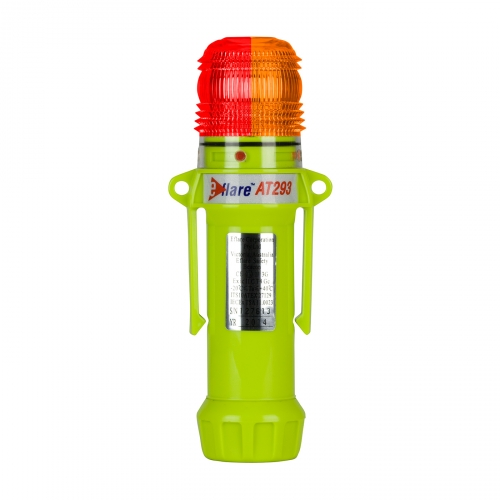 PIP® E-flare™ 8` Safety & Emergency Beacon Alternating Red Amber color