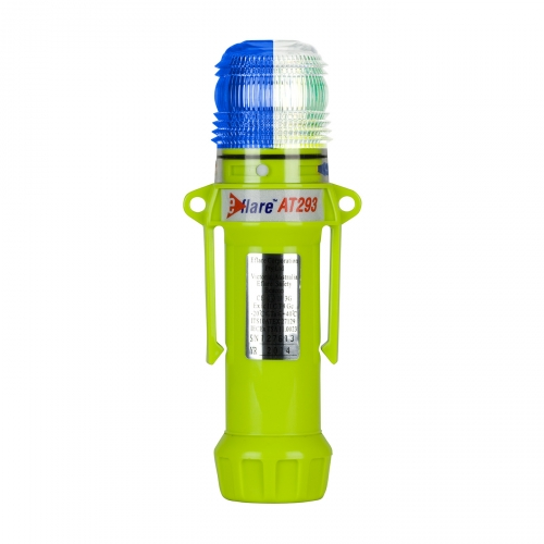PIP® E-flare™ 8` Safety & Emergency Beacon Alternating Blue White color