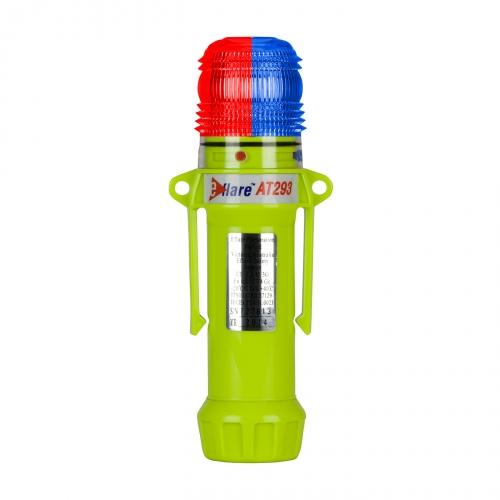 PIP® E-flare™ 8` Safety & Emergency Beacon Alternating Red/Blue Color