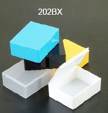 #202BX Plasdent 2` Plastic Dental Boxes