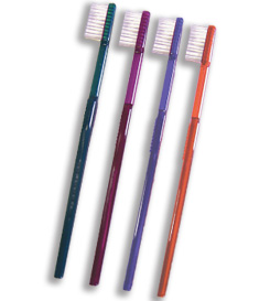 #10050B OraBrite® Adult Coral Max 39 Toothbrushes
