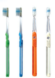 Premium Adult Cleargrip Toothbrush