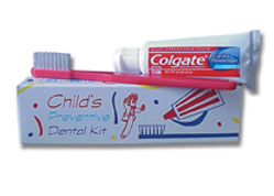 Kids Preventative Dental Kit