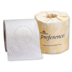 Georgia Pacific® 18280 Preference® 2-Ply Standard Bath Tissue Rolls