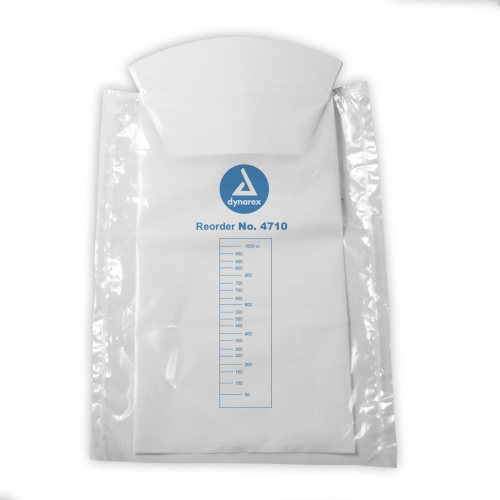 4710 Dynarex® Emesis Bags with Hand Protection