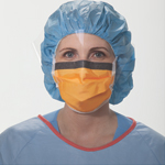 KC300 Fluidshield* Fog-Free Surgical Mask,