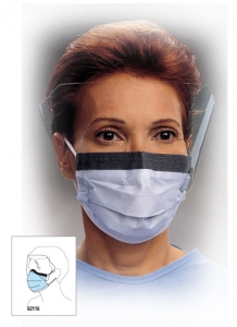 The Protector Face Mask w/ Visor
