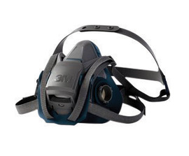 6501 3M™ Half Facepiece Rugged Comfort Reusable Respirator