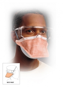 Fluidshield Particulate Respirator, 6727 Fluidshield® PFR95 N95 Disposable Particulate Respirator