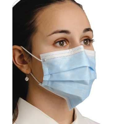 Disposable Protective ASTM Level Medical Face Masks
