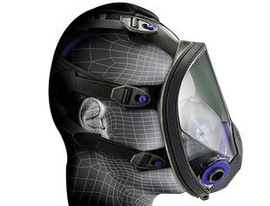 FF-401 3M™ Ultimate FX Full Face Reusable Respirator