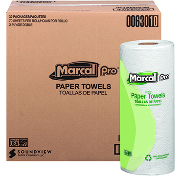 Marcal Pro® 630 Rolled Paper Towels