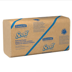 Kimberly Clark® Professional Scott® 01801 Recycled Multi-Fold Paper Towels