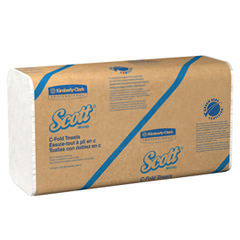 SCOTT® 100% Recycled Fiber C-Fold Towel CODE 02920